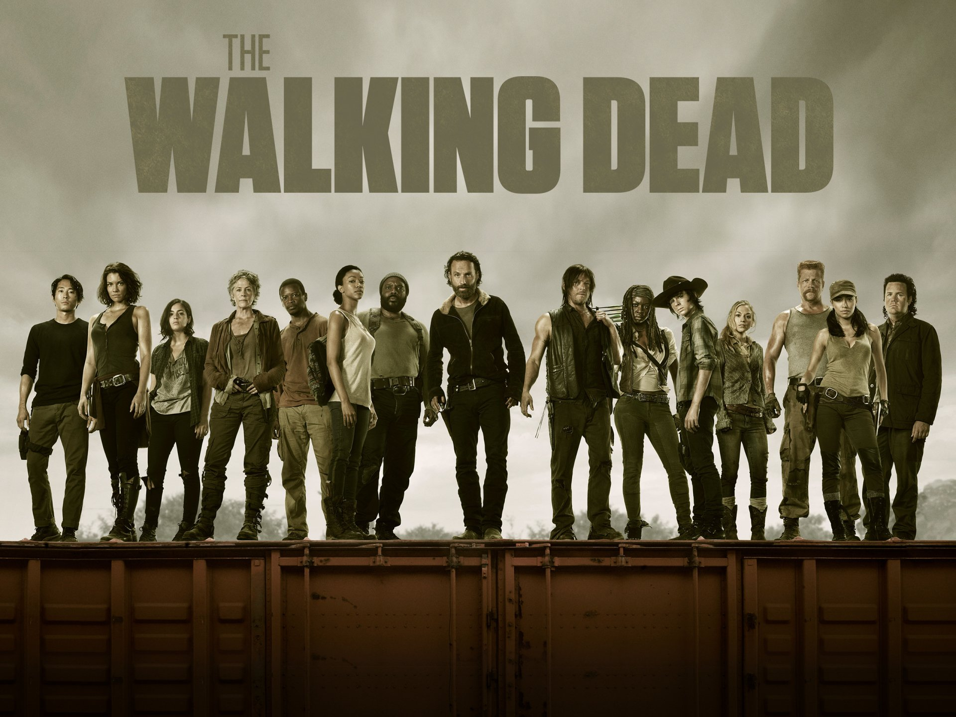 762 the walking dead hd wallpapers | background images - wallpaper abyss