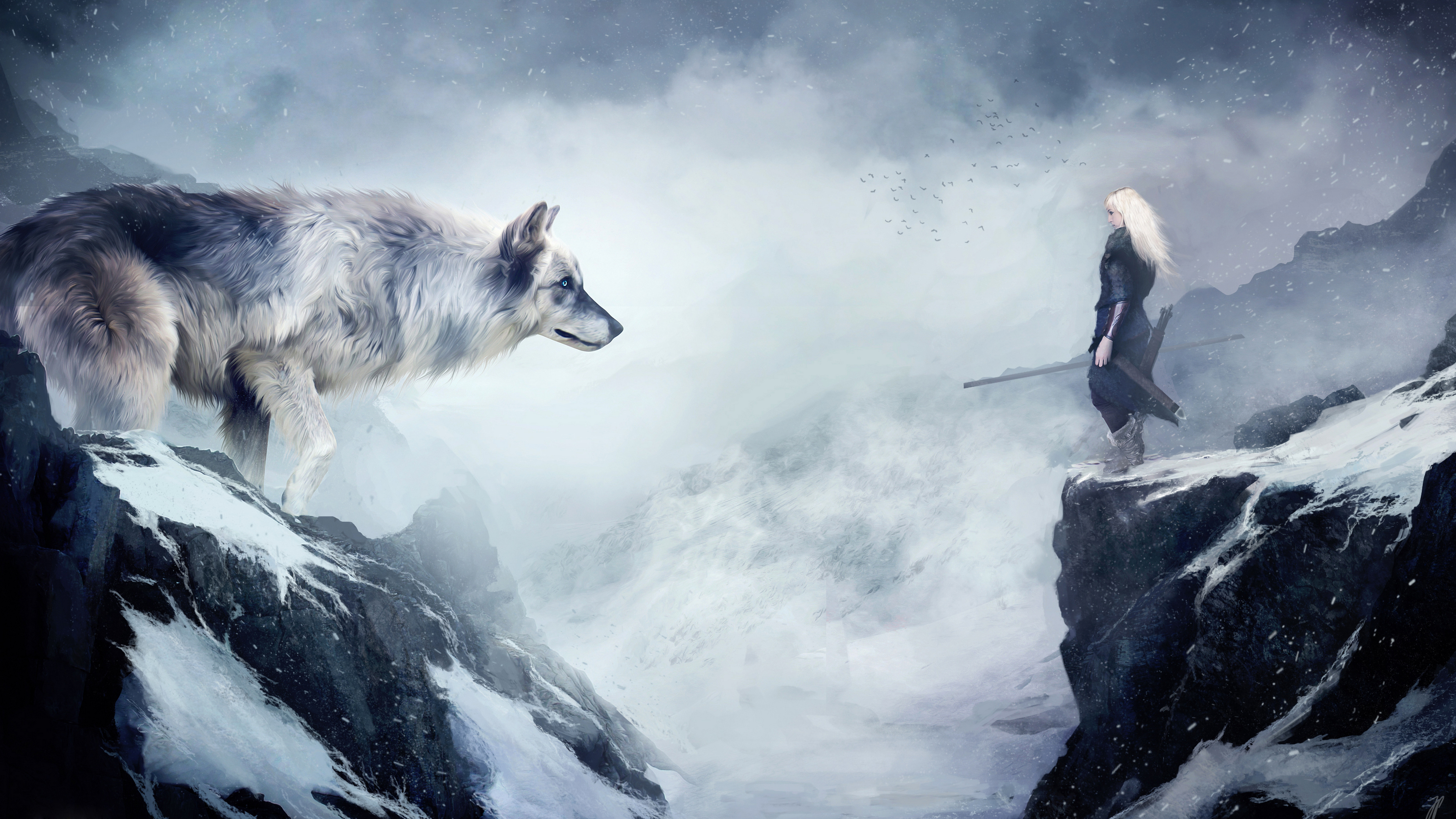 Wolfy likes? Full HD Wallpaper and Background  3200x1800  ID:545489