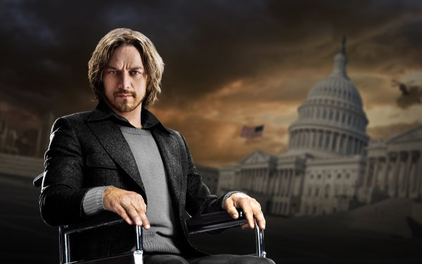 Movie X-Men: Days of Future Past X-Men James McAvoy Professor X Charles Xavier White House HD Wallpaper | Background Image