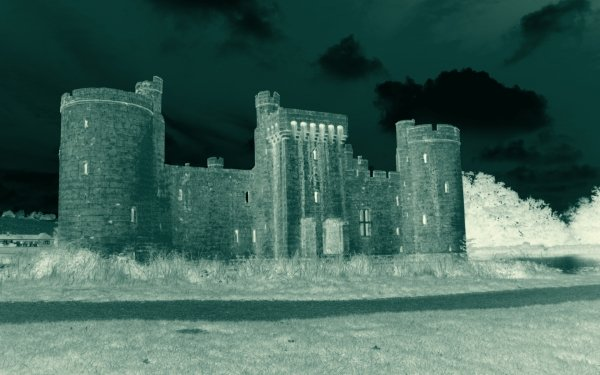 Man Made Bodiam Castle Castles United Kingdom HD Wallpaper | Background Image