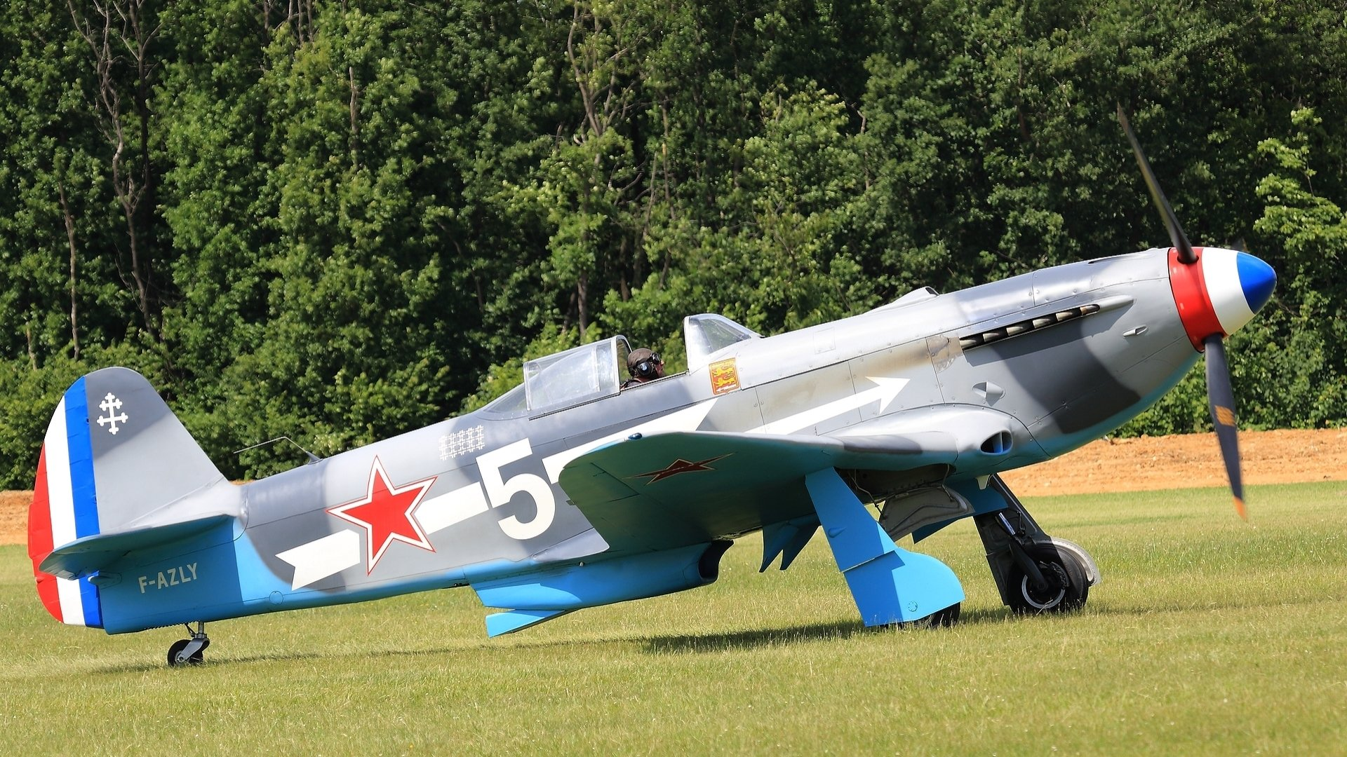 Yakovlev Yak-3 HD Wallpaper | Background Image | 1920x1080 ...