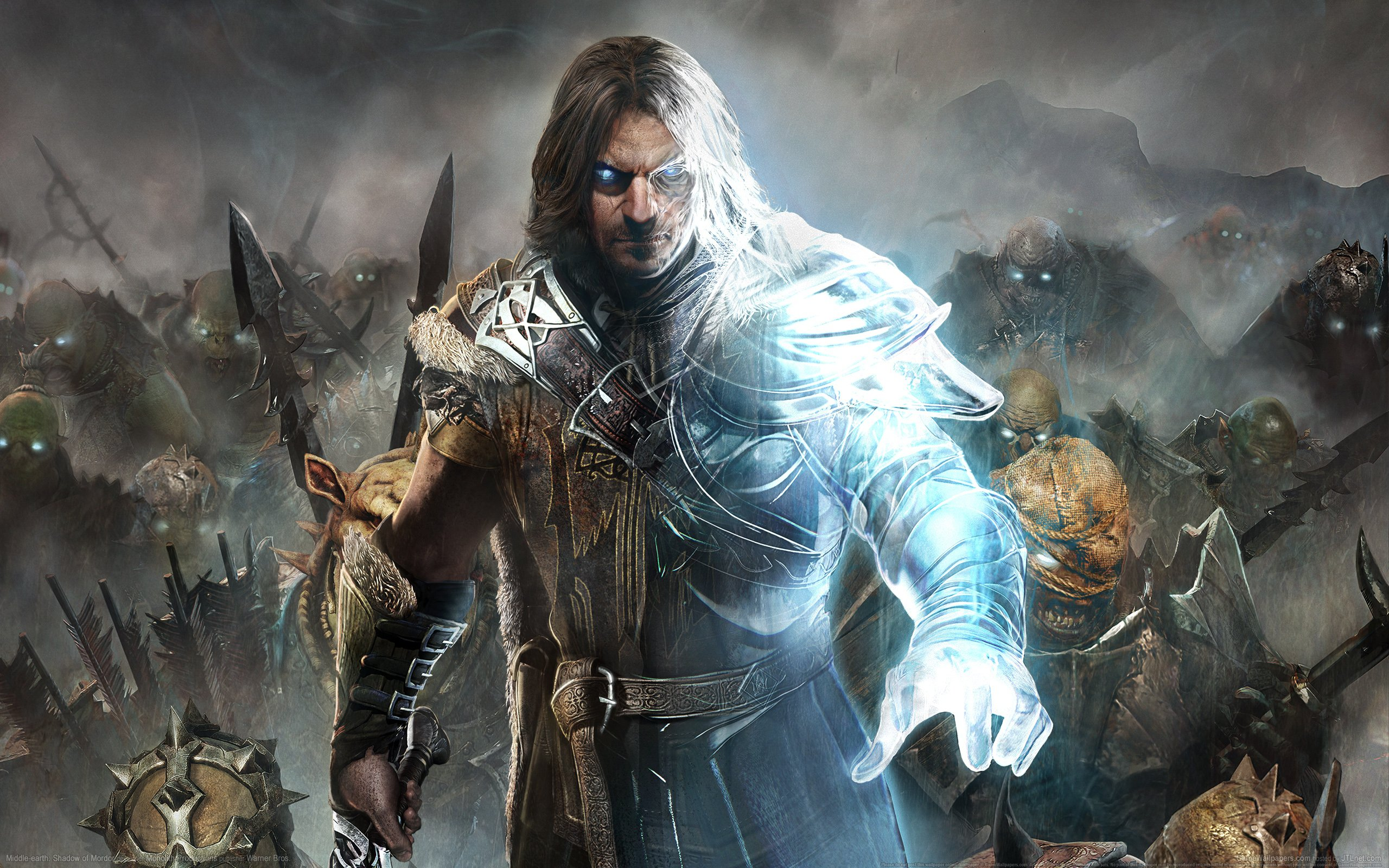 Middle Earth Shadow Of War Wallpaper: Middle-earth: Shadow Of Mordor HD Wallpaper