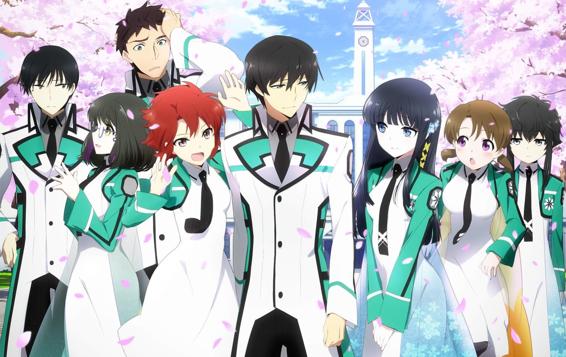49 The Irregular At Magic High School Hd Wallpapers Background