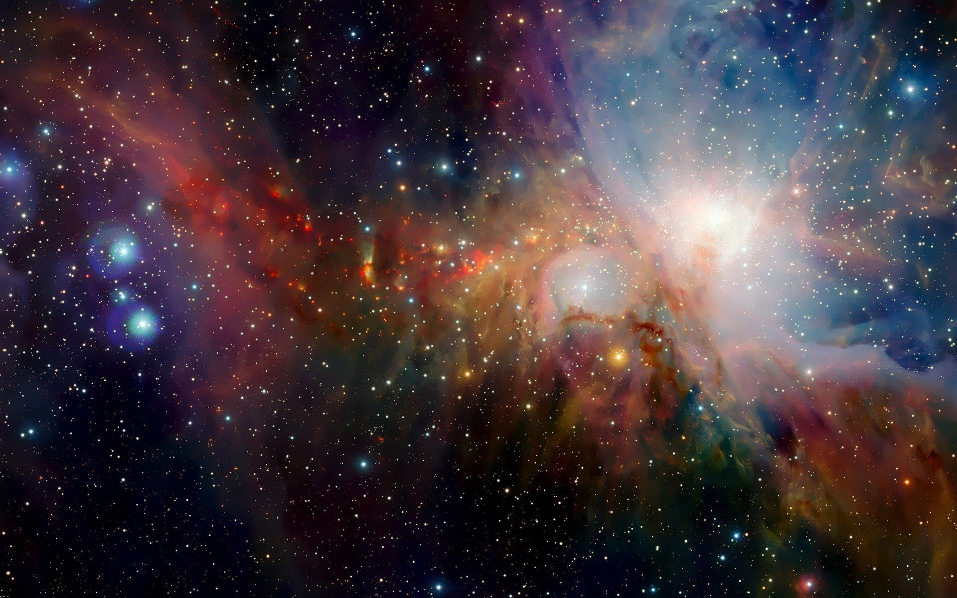 Nebula full hd wallpaper and background image 1920x1200 for Sfondi spazio hd