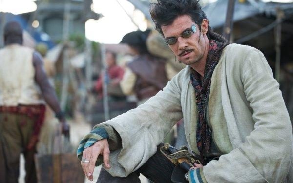 TV Show Black Sails Pirate Jack Rackham Toby Schmitz HD Wallpaper | Background Image