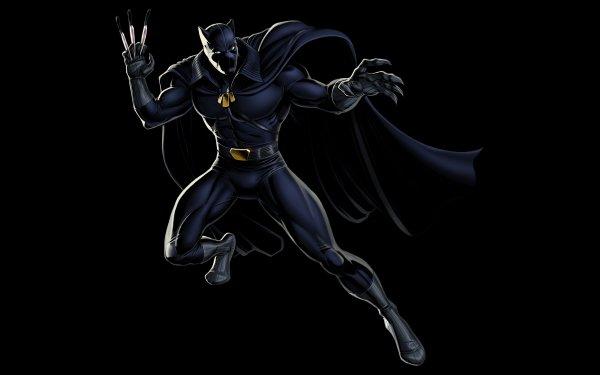 Comics Black Panther HD Wallpaper | Background Image