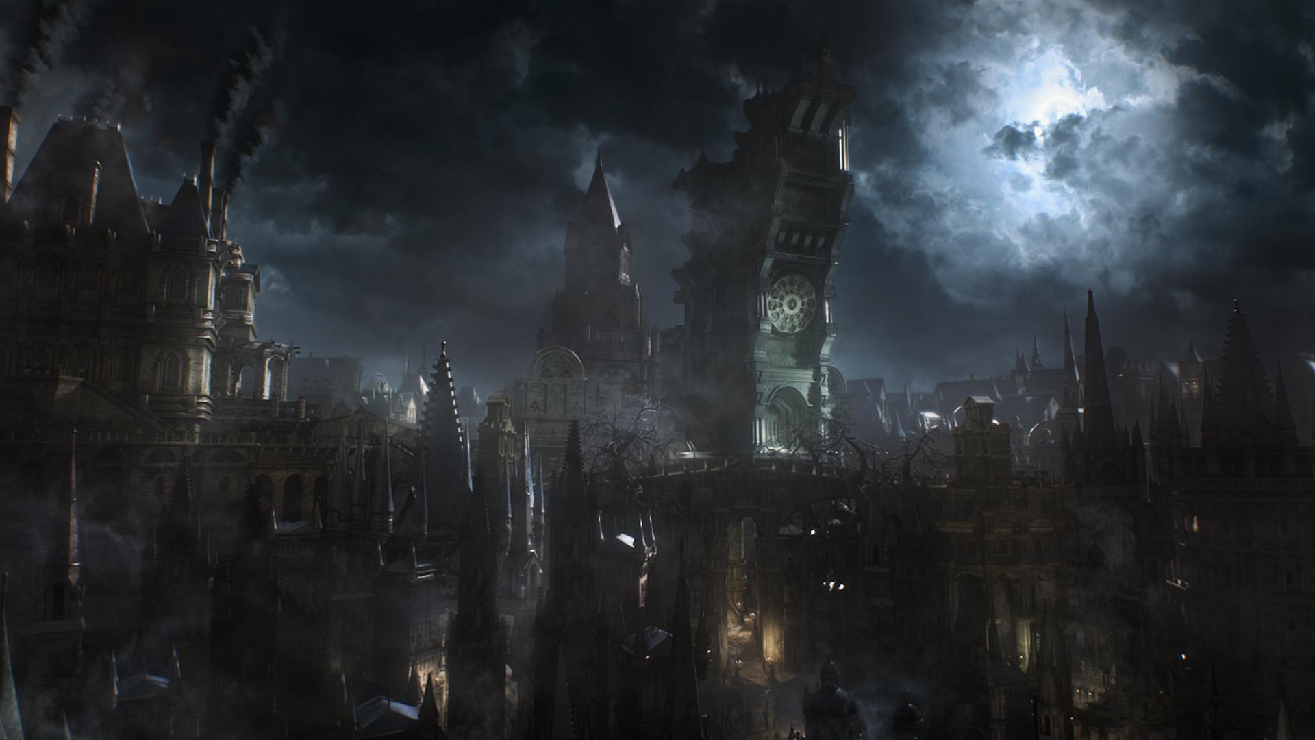 Bloodborne (ブラッドボーン) 神攻略wiki - DLC ...