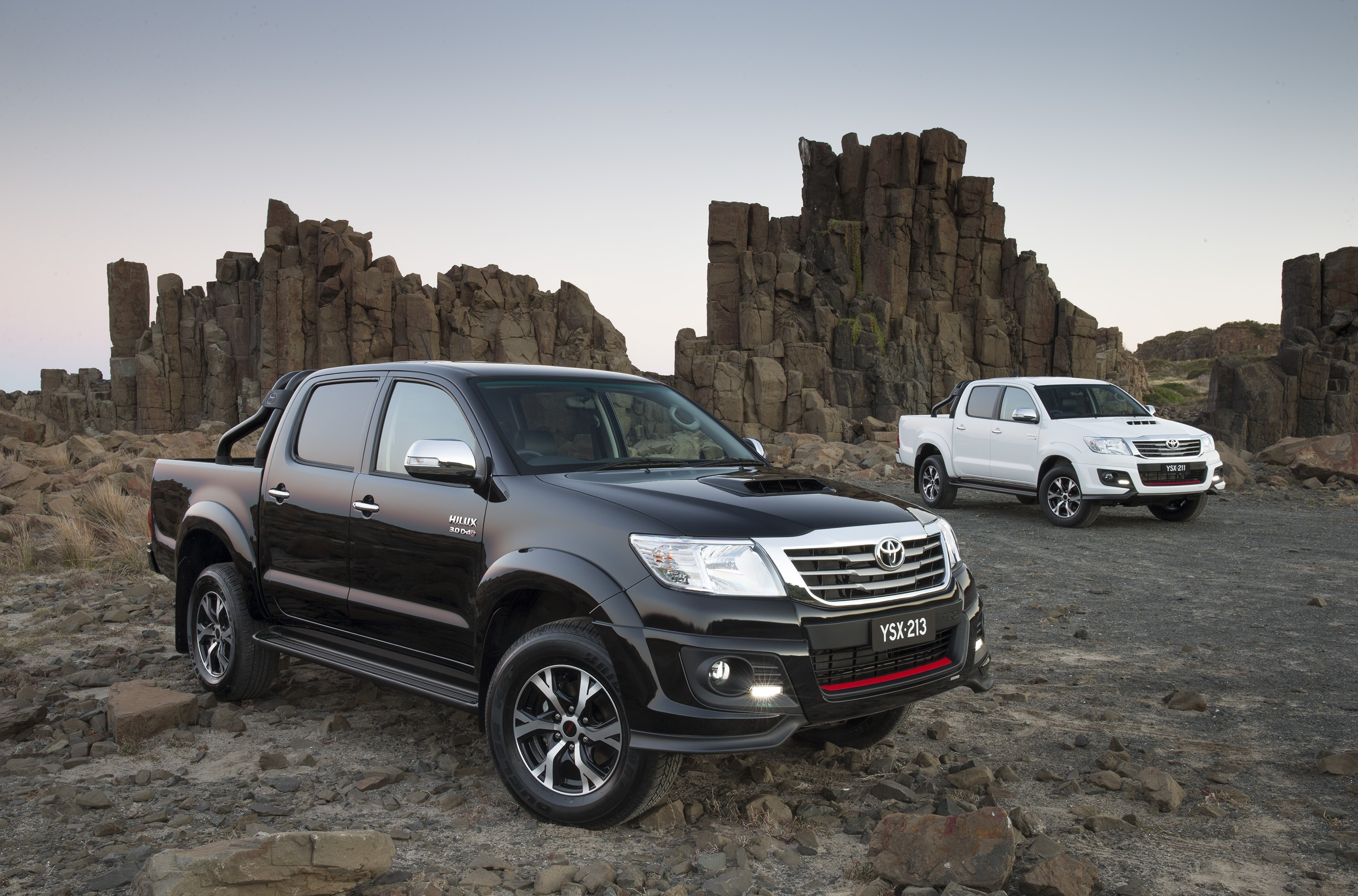 Toyota Hilux Full HD Wallpaper and Background | 2953x1949 ...