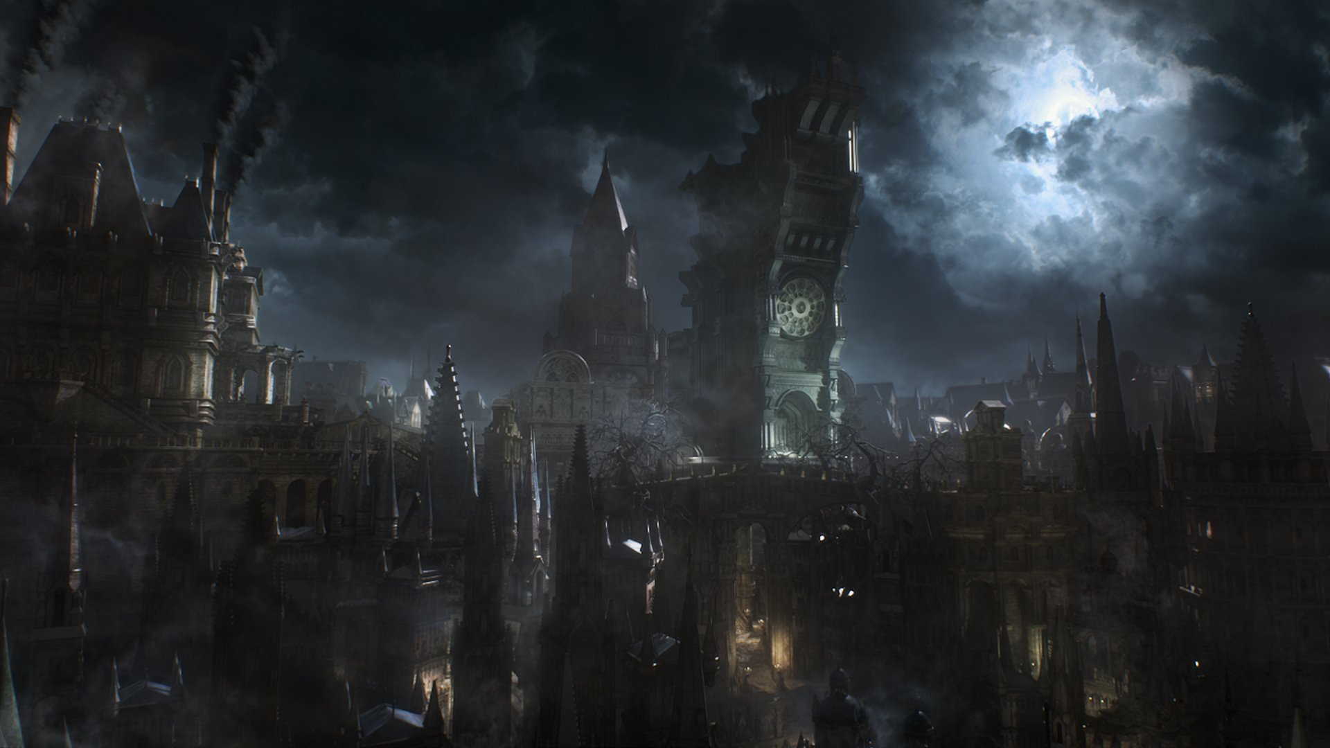 Bloodborne Full HD Wallpaper And Background Image
