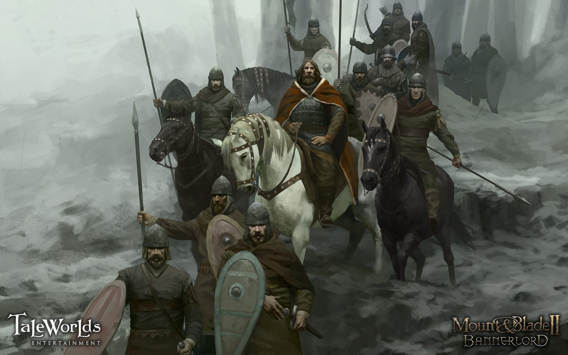 20 Mount Blade Ii Bannerlord Hd Wallpapers Background Images