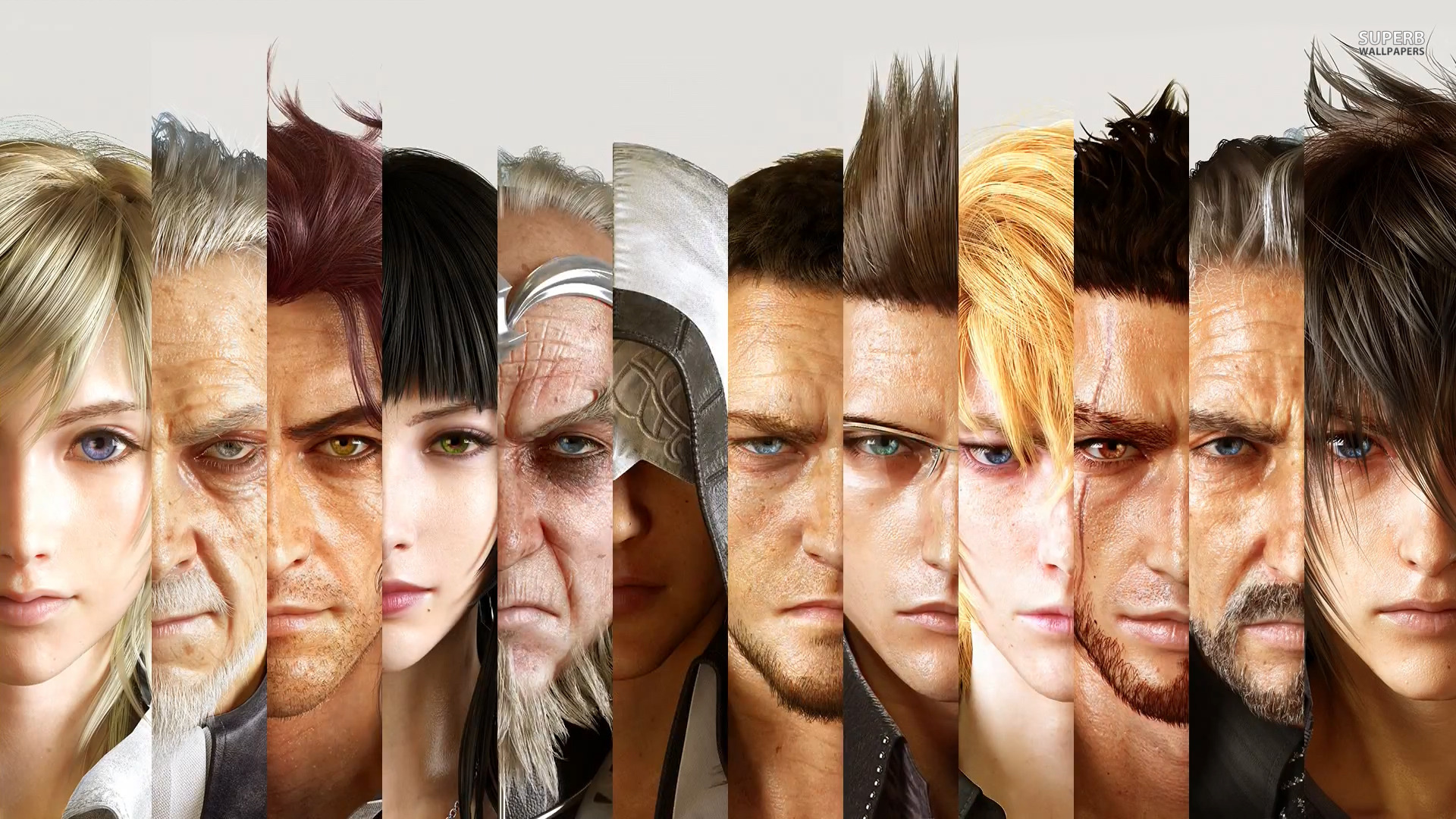 Final Fantasy XV Full HD Wallpaper And Background Image