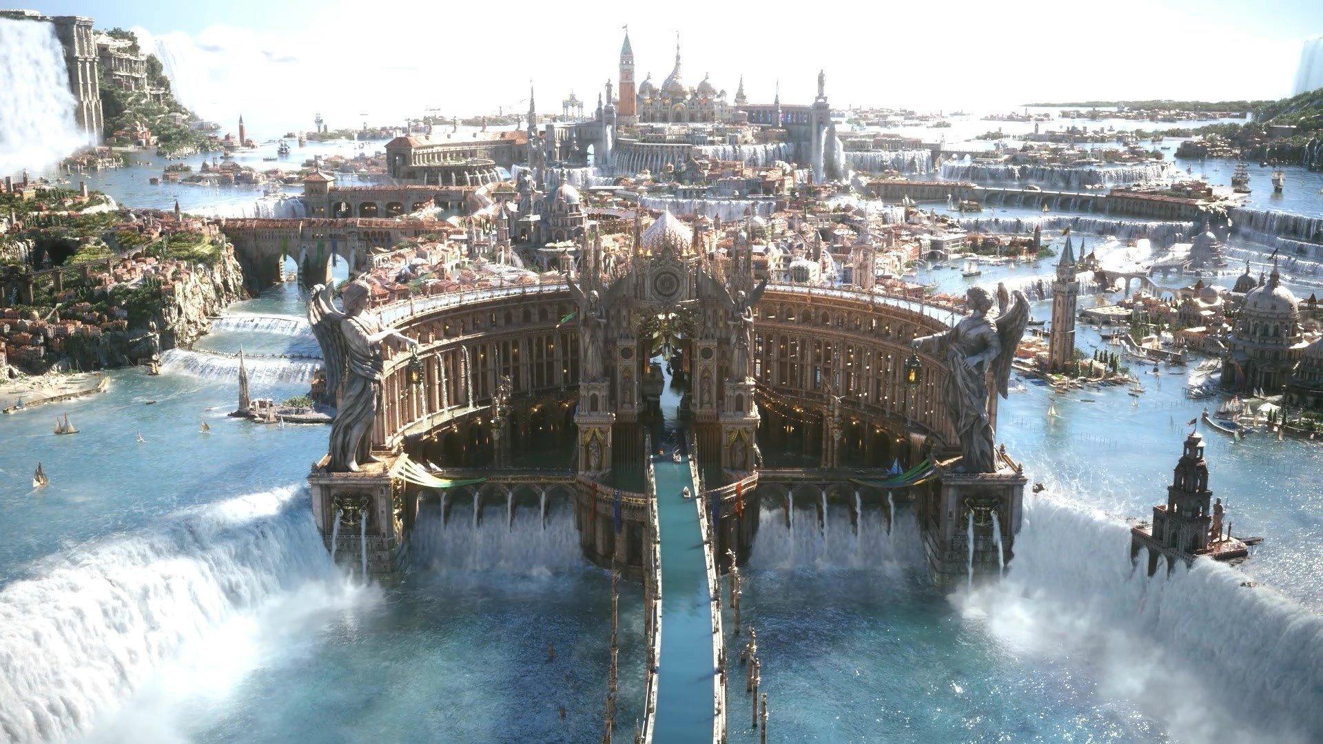Download Final Fantasy Background Gif