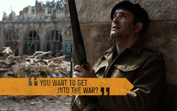Movie The Monuments Men Monuments Men War Army Jean Dujardin HD Wallpaper | Background Image