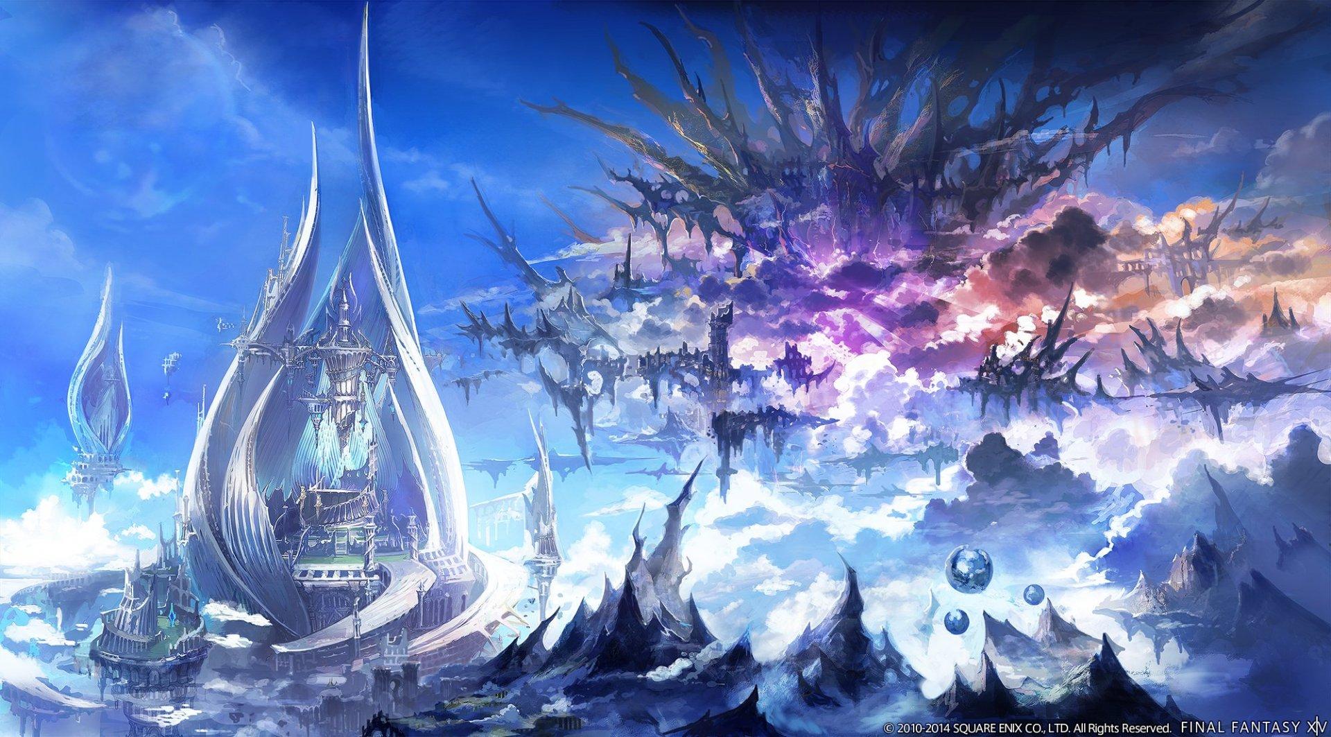 final fantasy xiv a realm reborn computer wallpapers