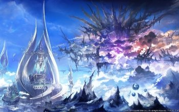 60 Final Fantasy Xiv A Realm Reborn Hd Wallpapers