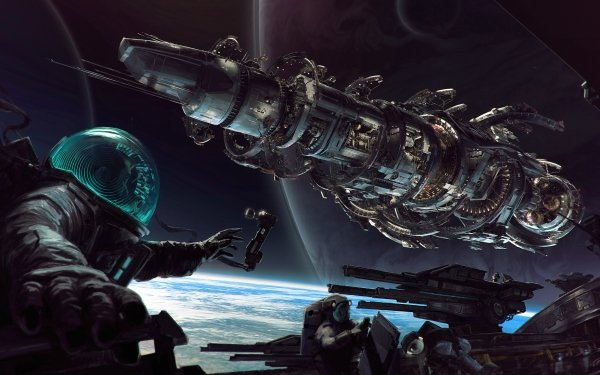 Video Game Fractured Space HD Wallpaper   Background Image