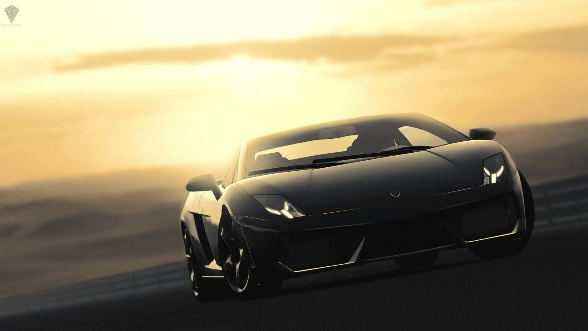 Lamborghini Gallardo Fonds d'écran, Arrières-plan ...