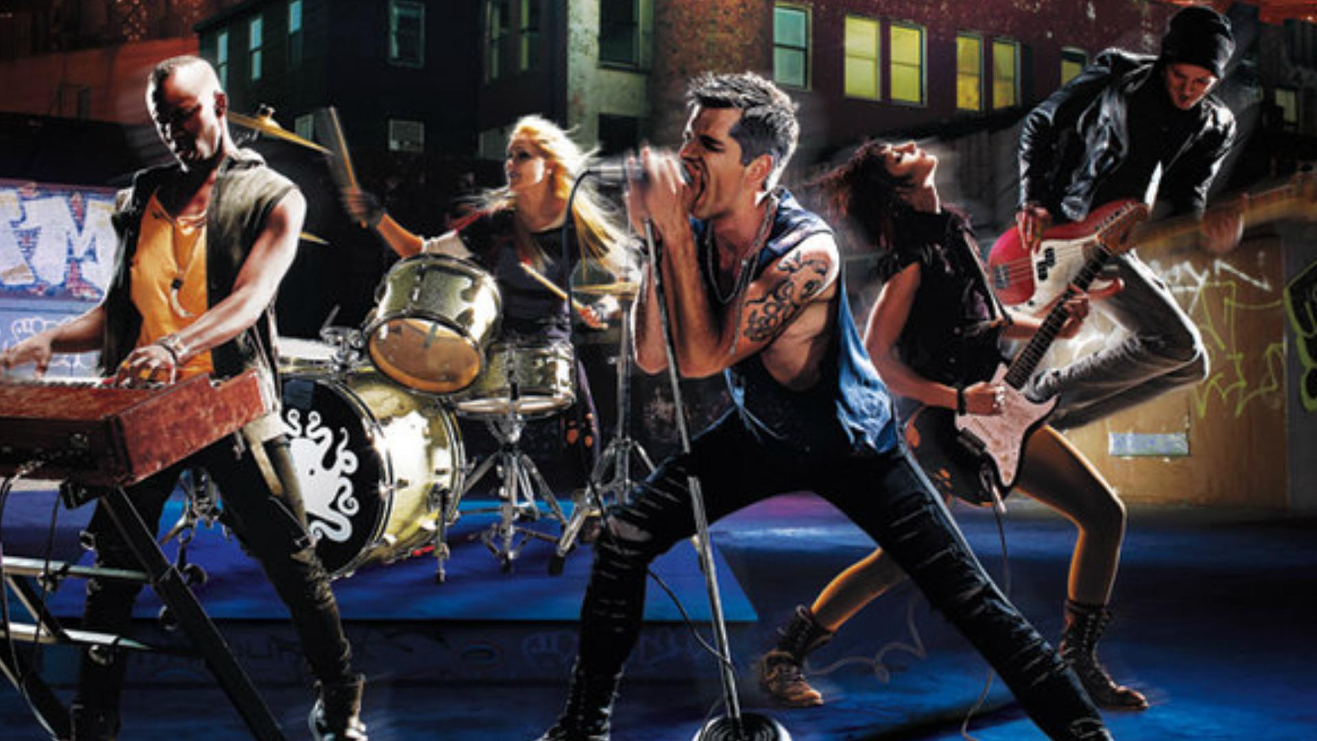Rockband 3 HD Wallpaper