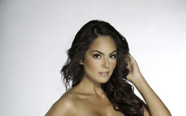 Women Ximena Navarrete Models Mexico Model Mexican HD Wallpaper   Background Image