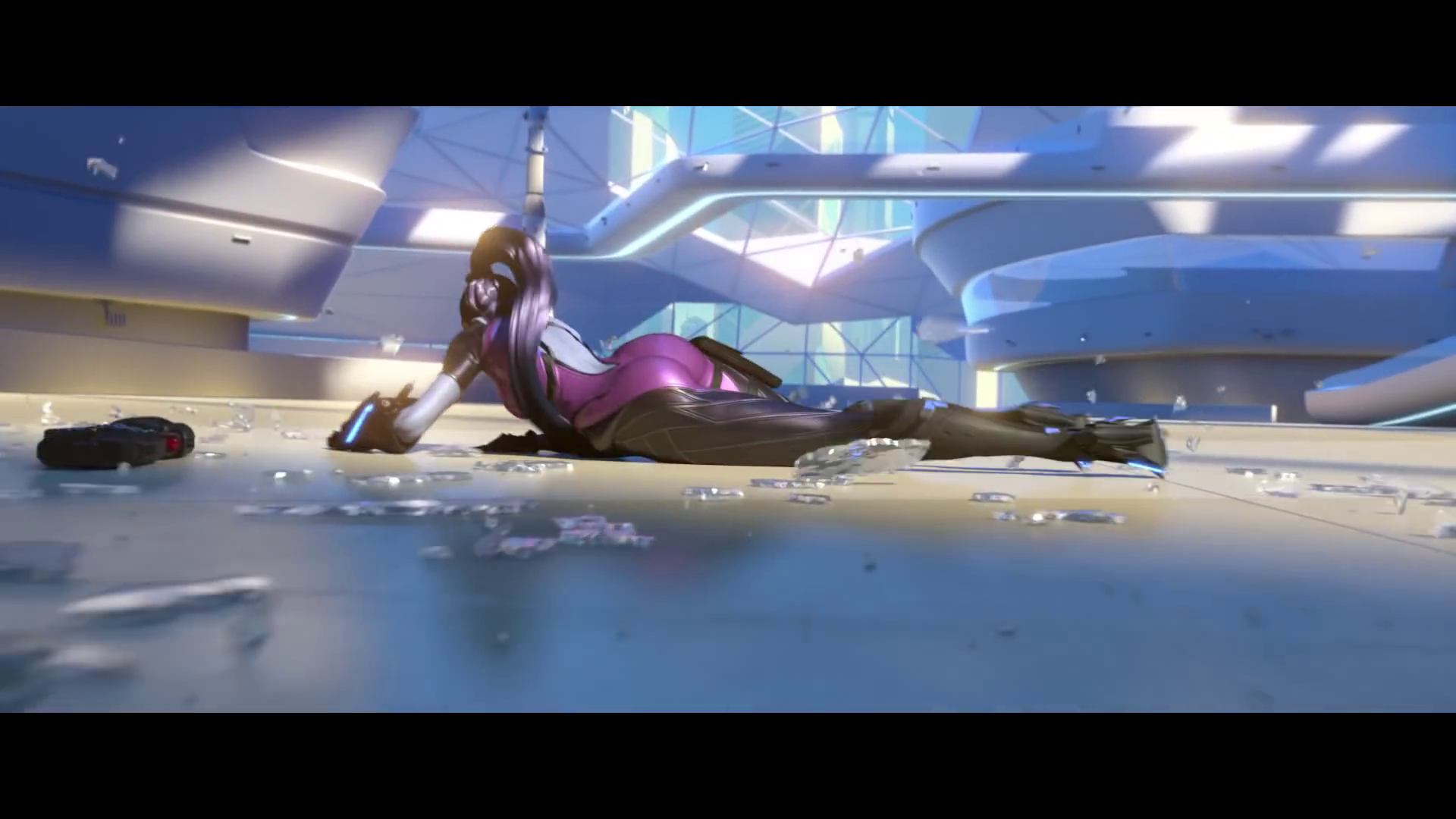 widowmaker overwatch wallpaper 1920x1080 - photo #2