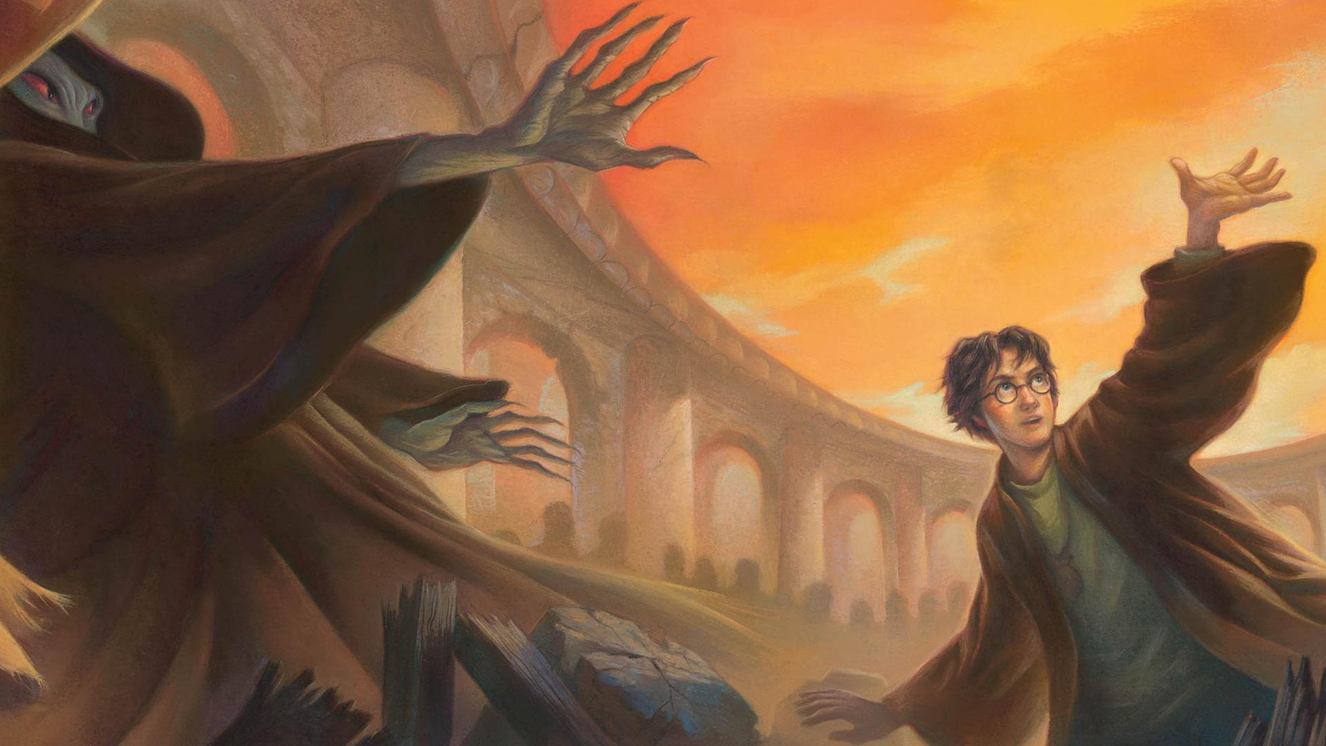 Harry Potter Full HD Wallpaper And Background Image