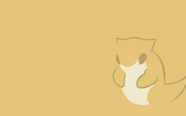 Videojuego Pokémon Sandshrew Ground Pokémon Minimalist Fondo de pantalla HD | Fondo de Escritorio