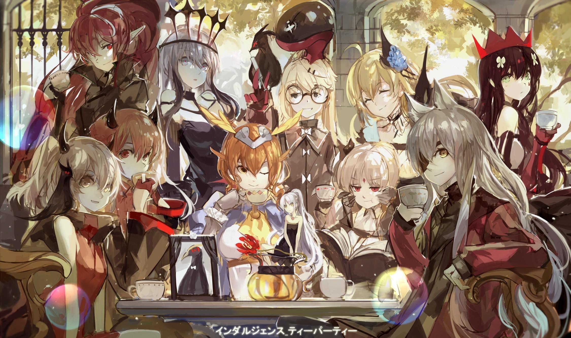 Pixiv fantasia computer wallpapers desktop backgrounds 1761x1000 -  10 Anime Pixiv Fantasia Fallen Kings Fk