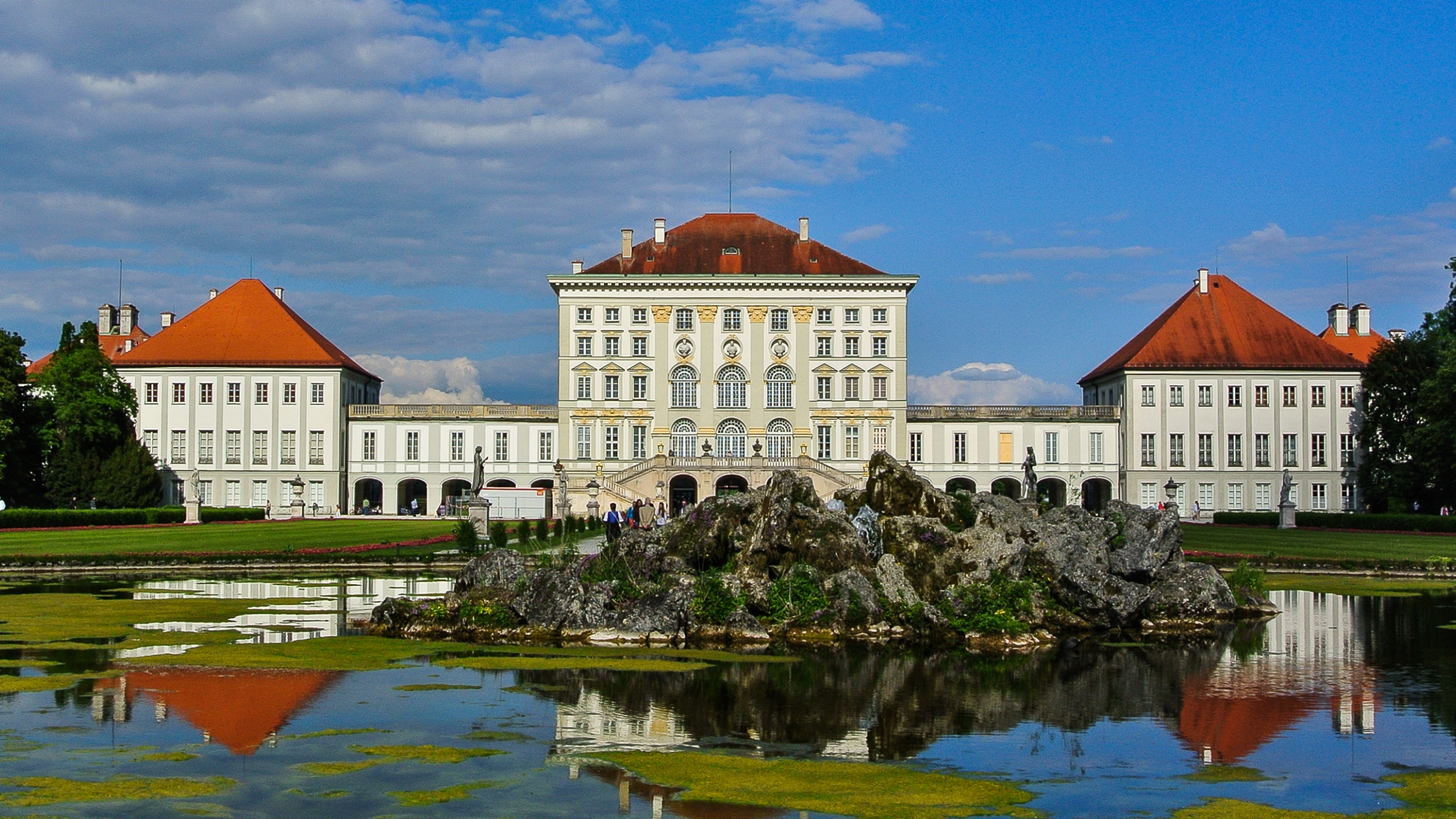 4 Nymphenburg Palace HD Wallpapers | Backgrounds ...