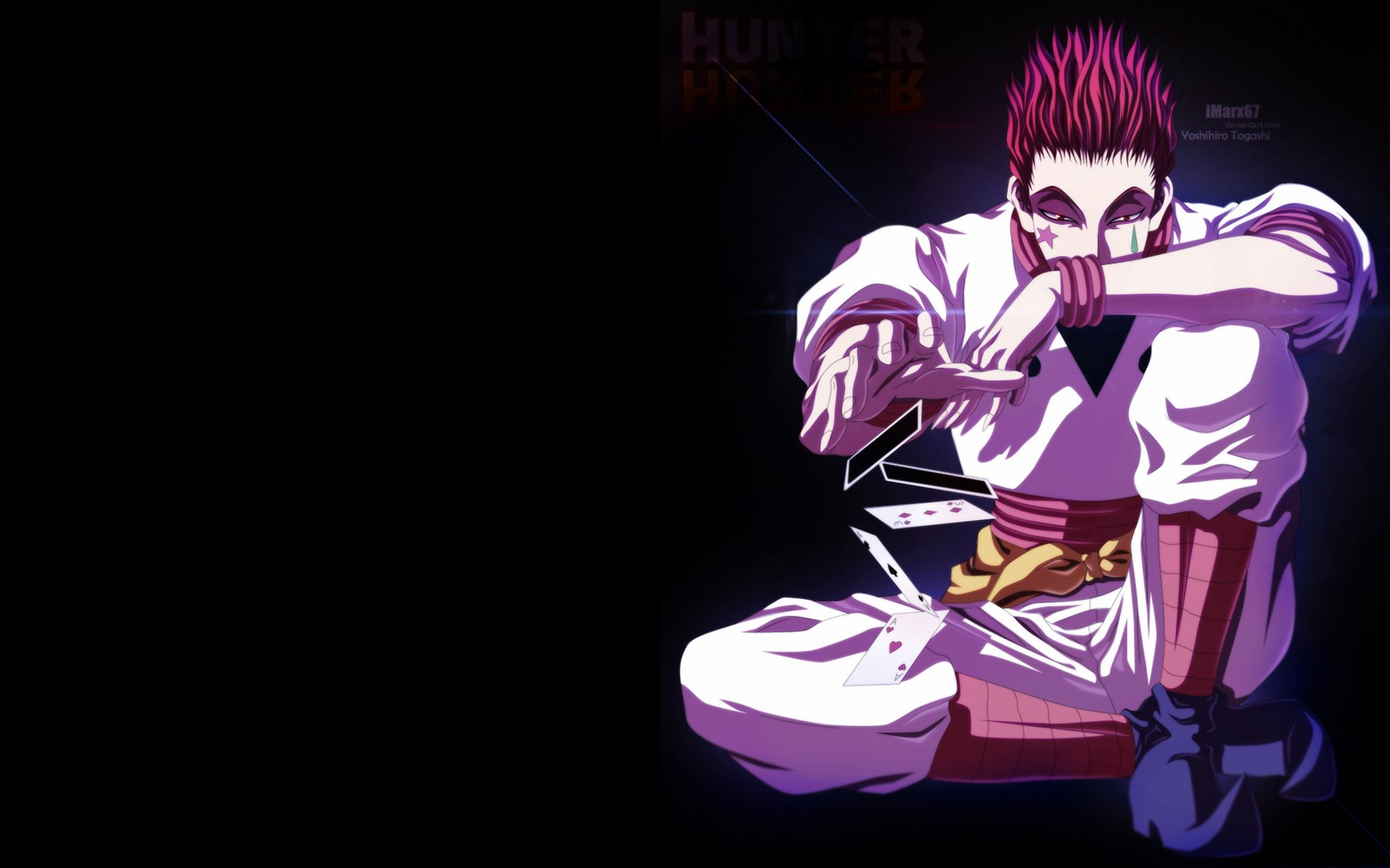 Tag Hunter X Hunter Wallpapers Hd For Pc Wallpaper Hd Desktop
