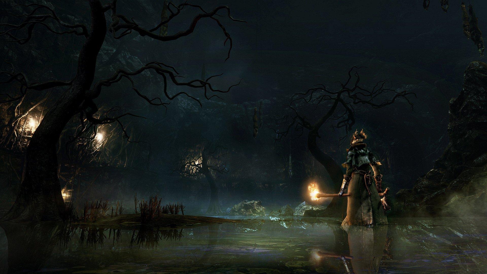 Bloodborne HD Wallpaper   Background Image   1920x1080 ...