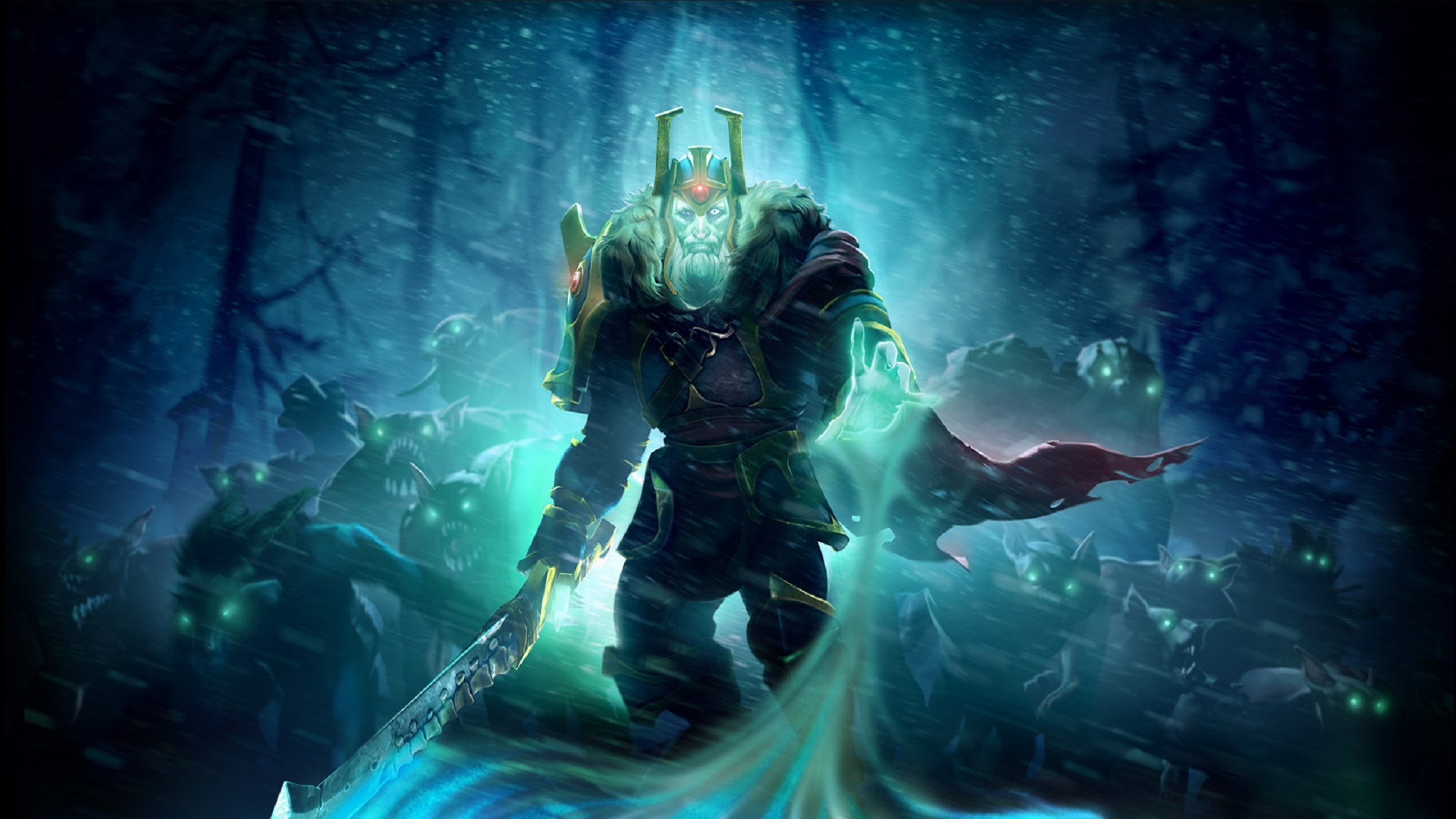 3 Wraith King Dota 2 HD Wallpapers Backgrounds Wallpaper Abyss