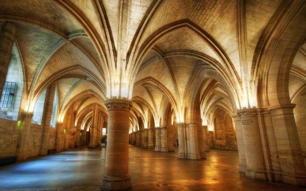 Man Made Conciergerie Palaces France Paris HD Wallpaper   Background Image