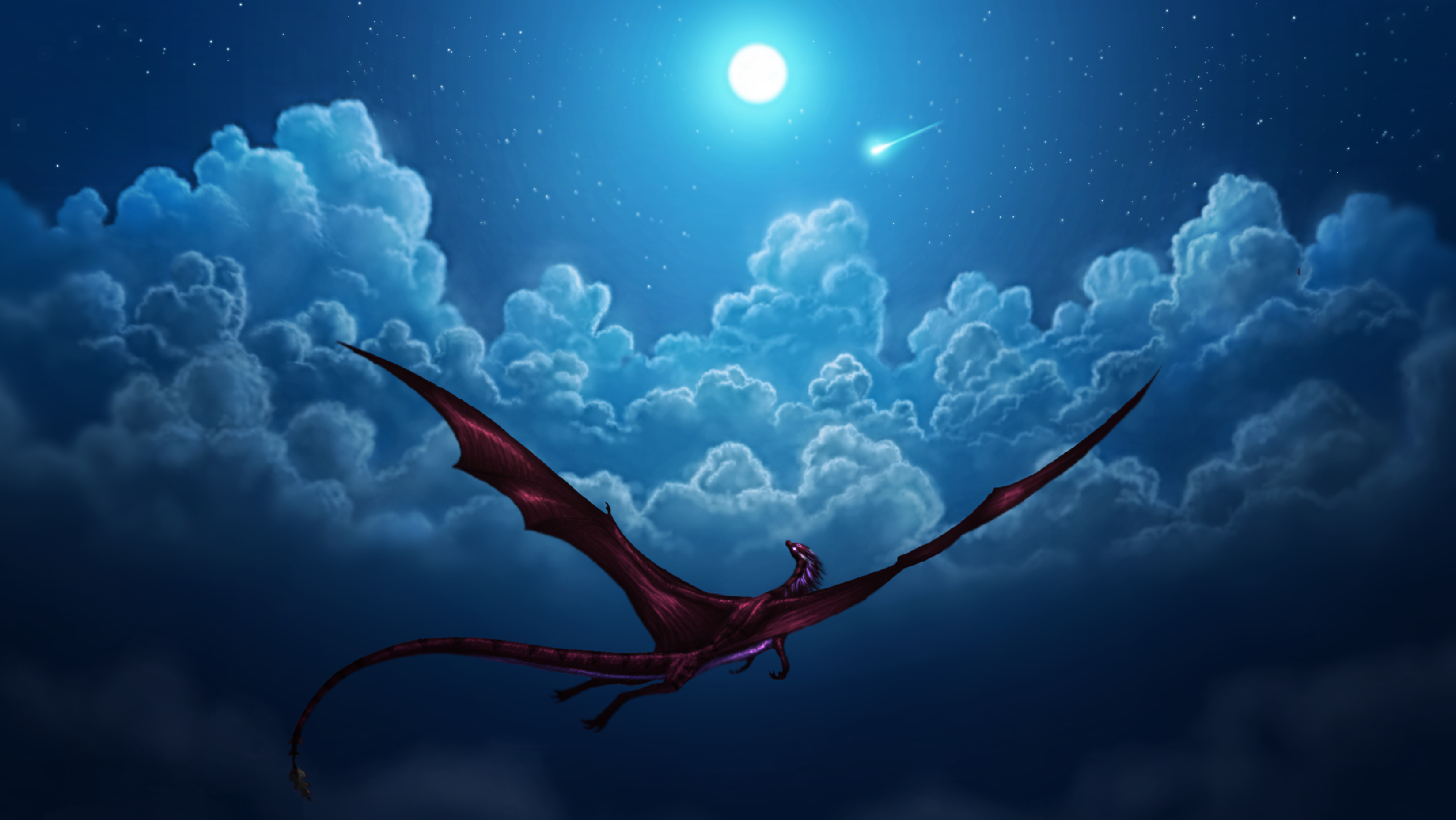 Dragon HD Wallpaper
