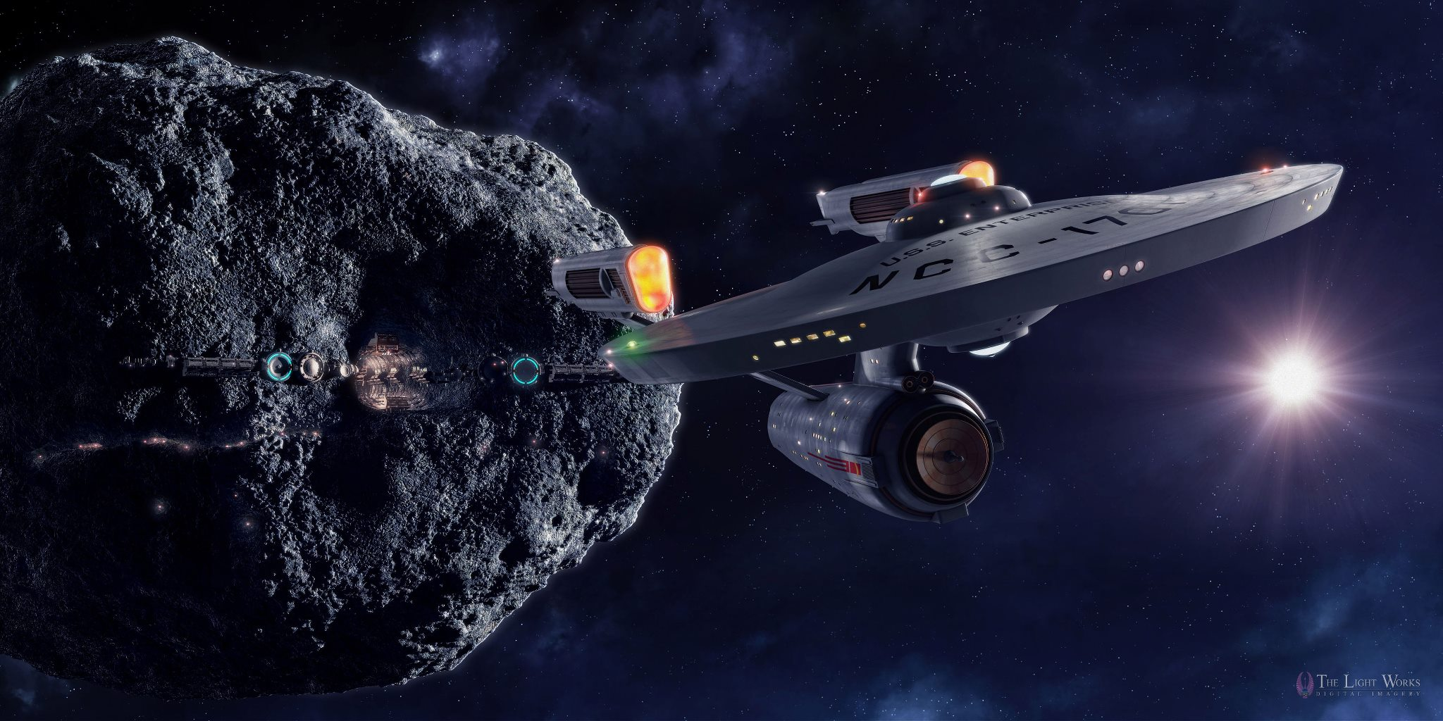 Uss Enterprise Ncc 1701 Wallpaper And Background Image