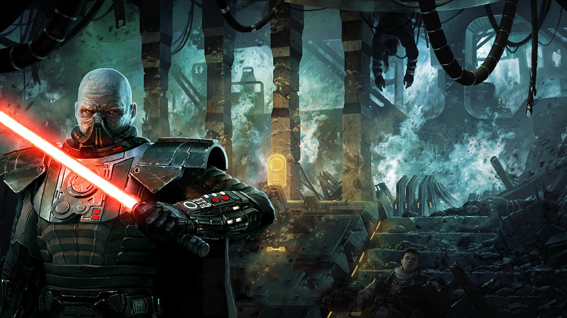 Star Wars The Old Republic Fondo De Pantalla Hd Fondo De