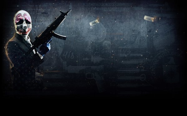 Video Game Payday 2 Payday Houston HD Wallpaper | Background Image