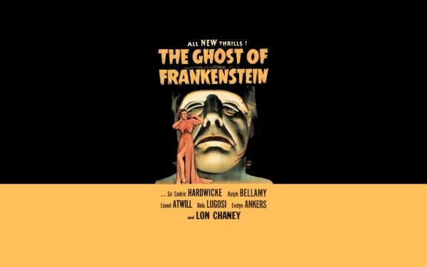 Movie The Ghost Of Frankenstein HD Wallpaper | Background Image