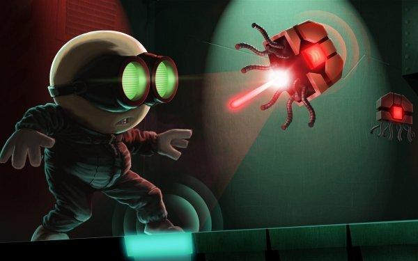 Video Game Stealth Bastard HD Wallpaper | Background Image