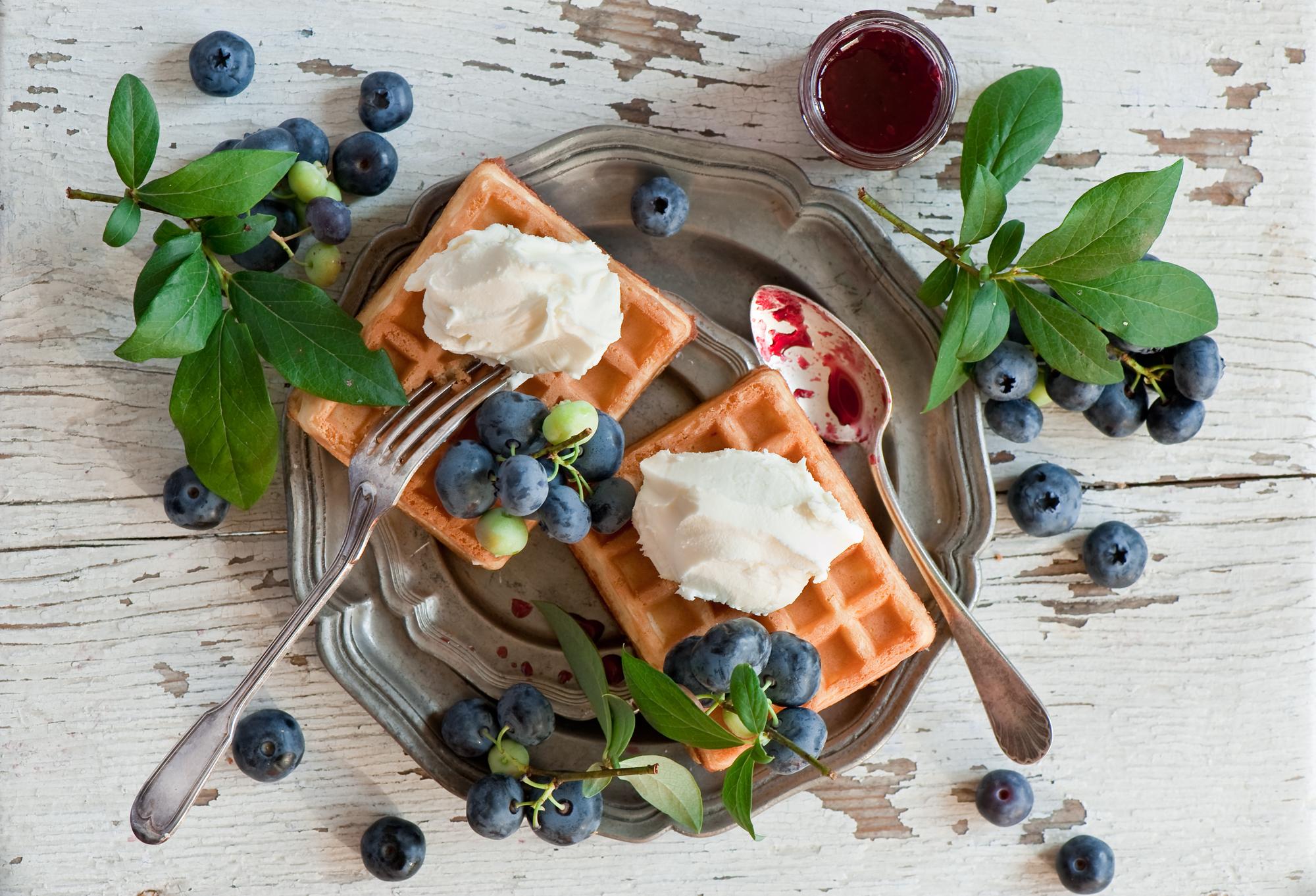 waffles wallpaper 2560x1600 - photo #27