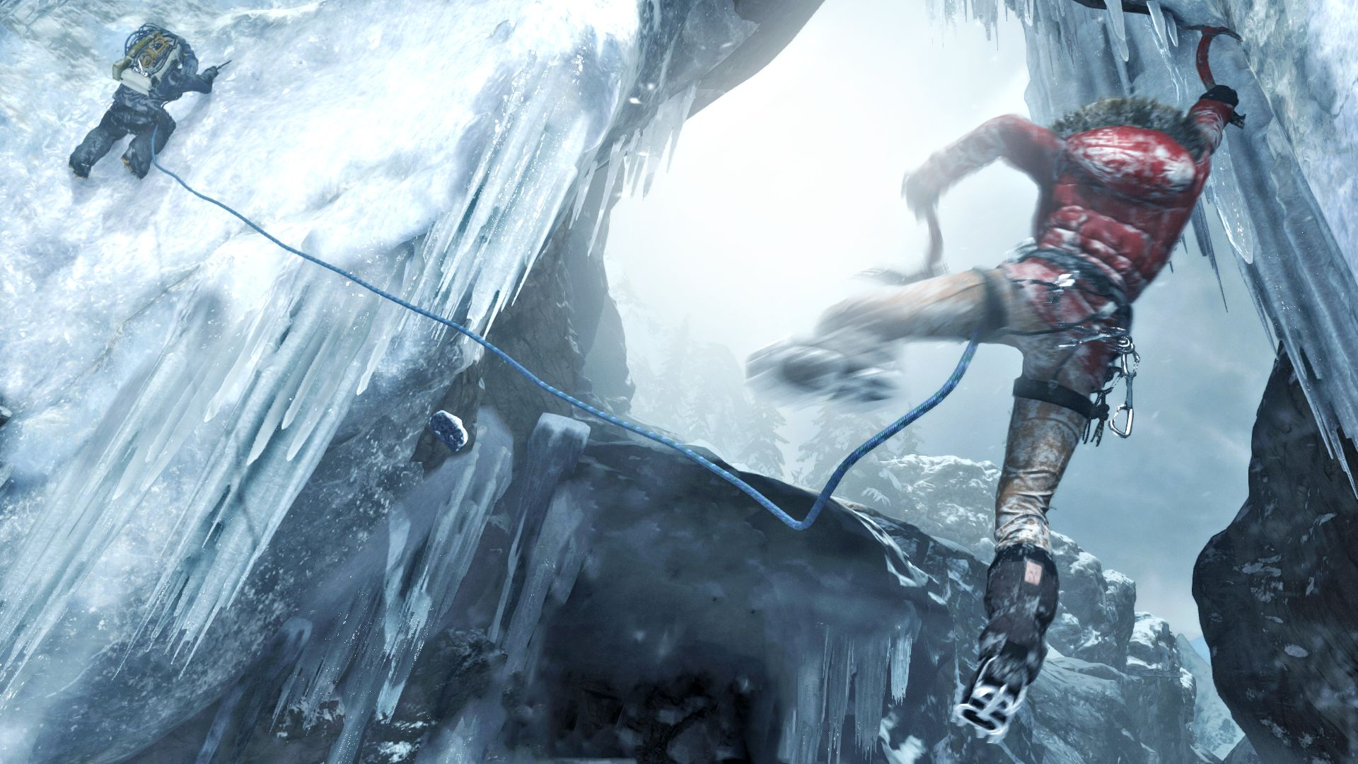 Rise Of The Tomb Raider Full HD Papel De Parede And Planos