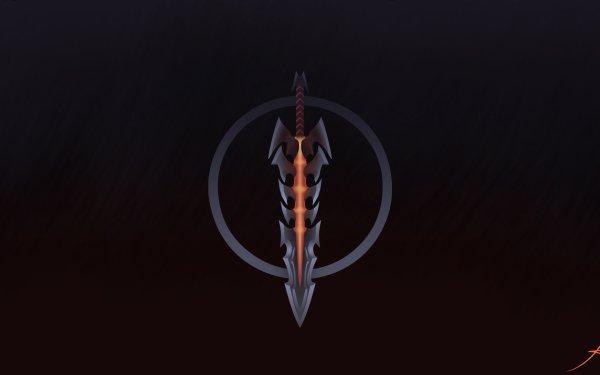 Video Game League Of Legends Aatrox HD Wallpaper | Background Image
