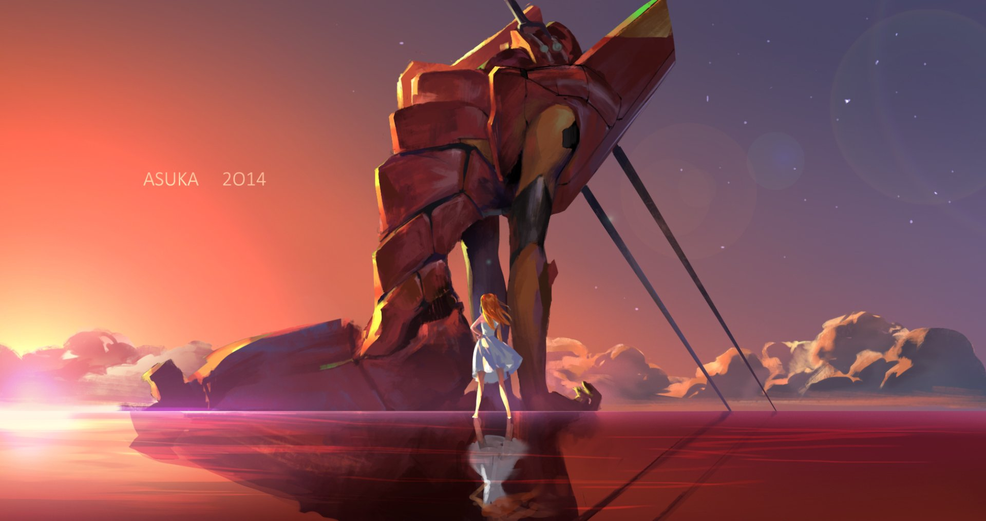 End of Evangelion Wallpaper and Background Image ...
