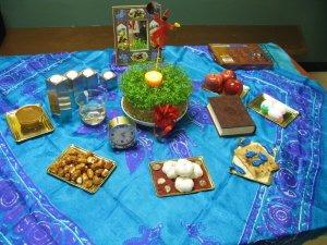 Preview Holiday - Norooz Art