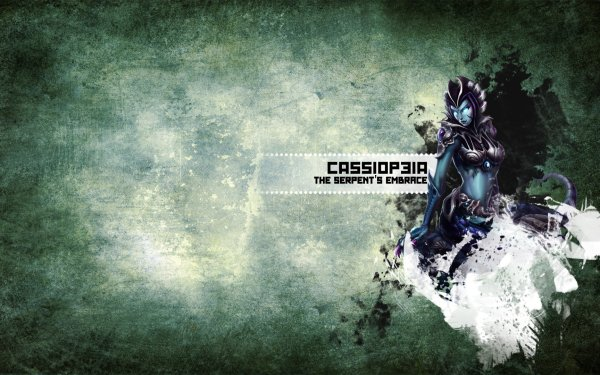 Video Game League Of Legends Cassiopeia HD Wallpaper | Background Image