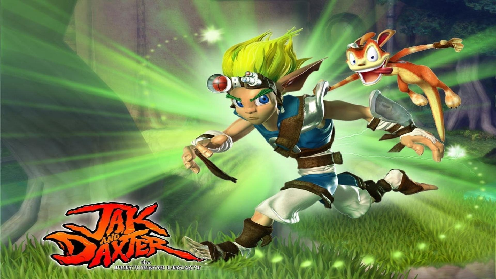 5 Jak And Daxter Hd Wallpapers Background Images Wallpaper Abyss