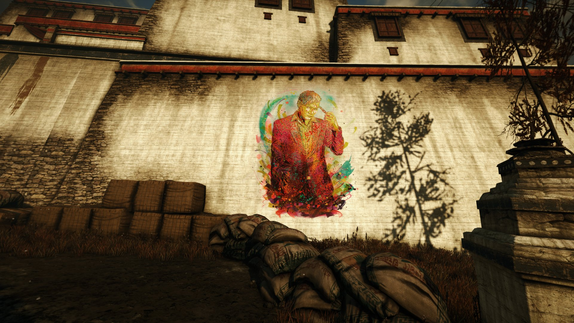 far cry 4 pagan min wallpaper
