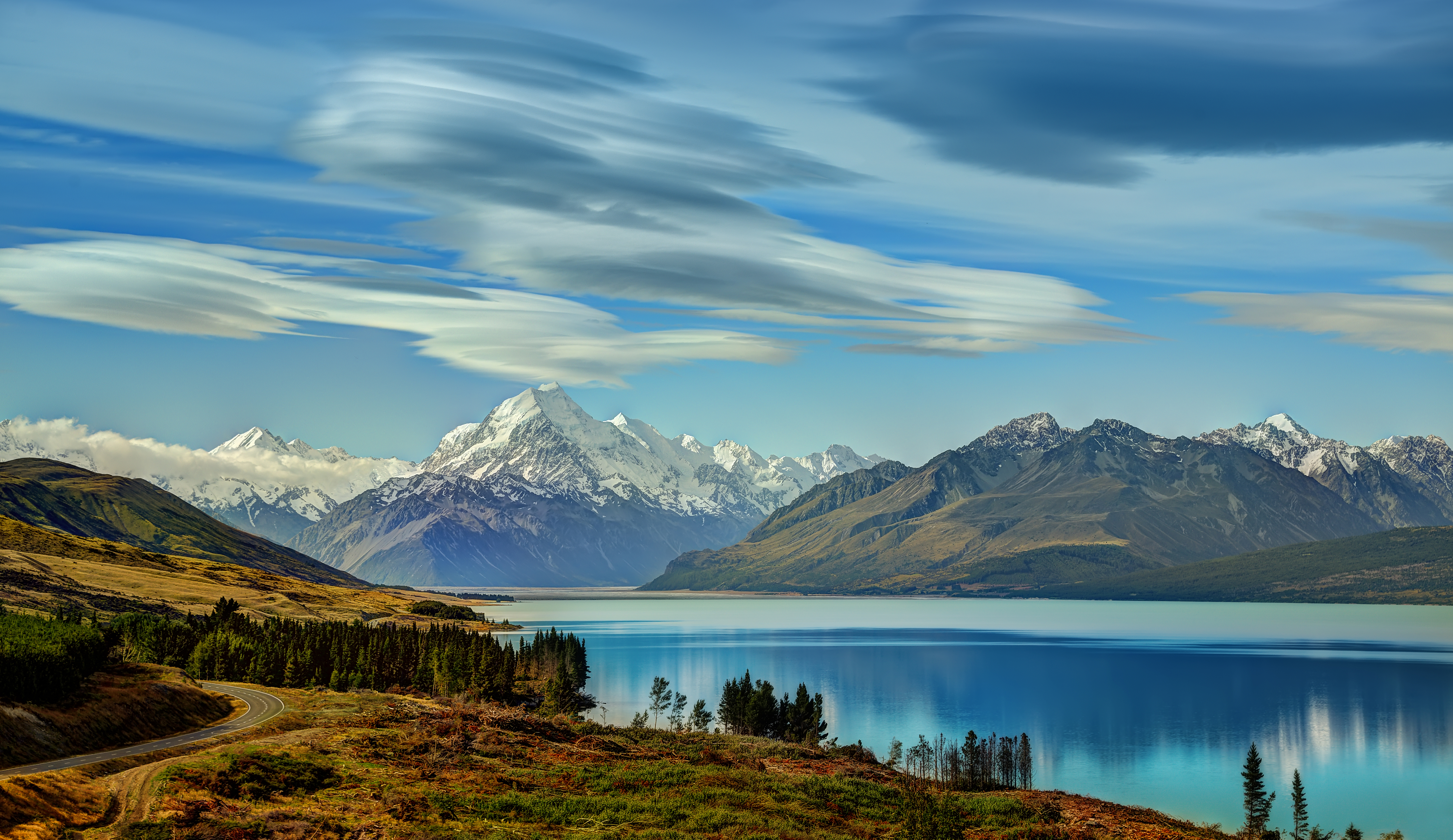 12 aoraki/mount cook hd wallpapers | background images - wallpaper abyss