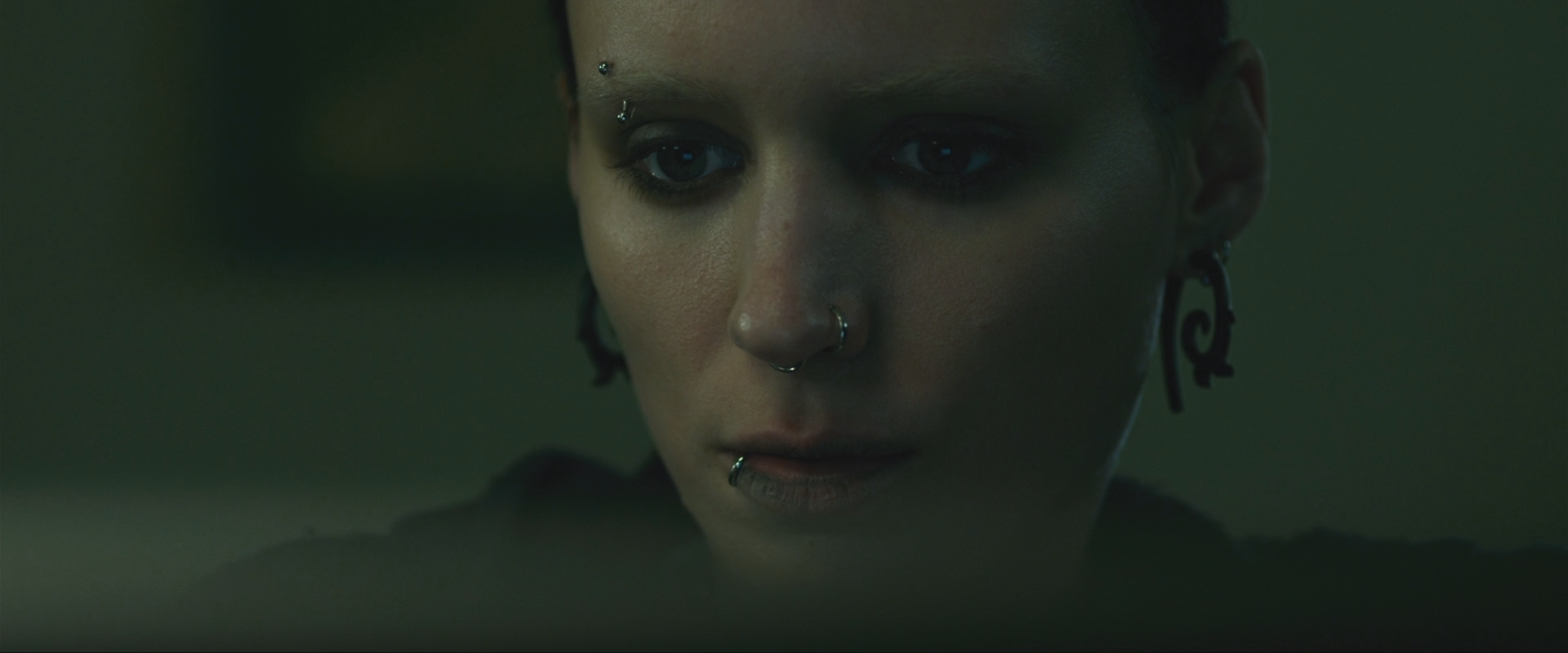The Girl With The Dragon Tattoo Wallpaper and Background ...