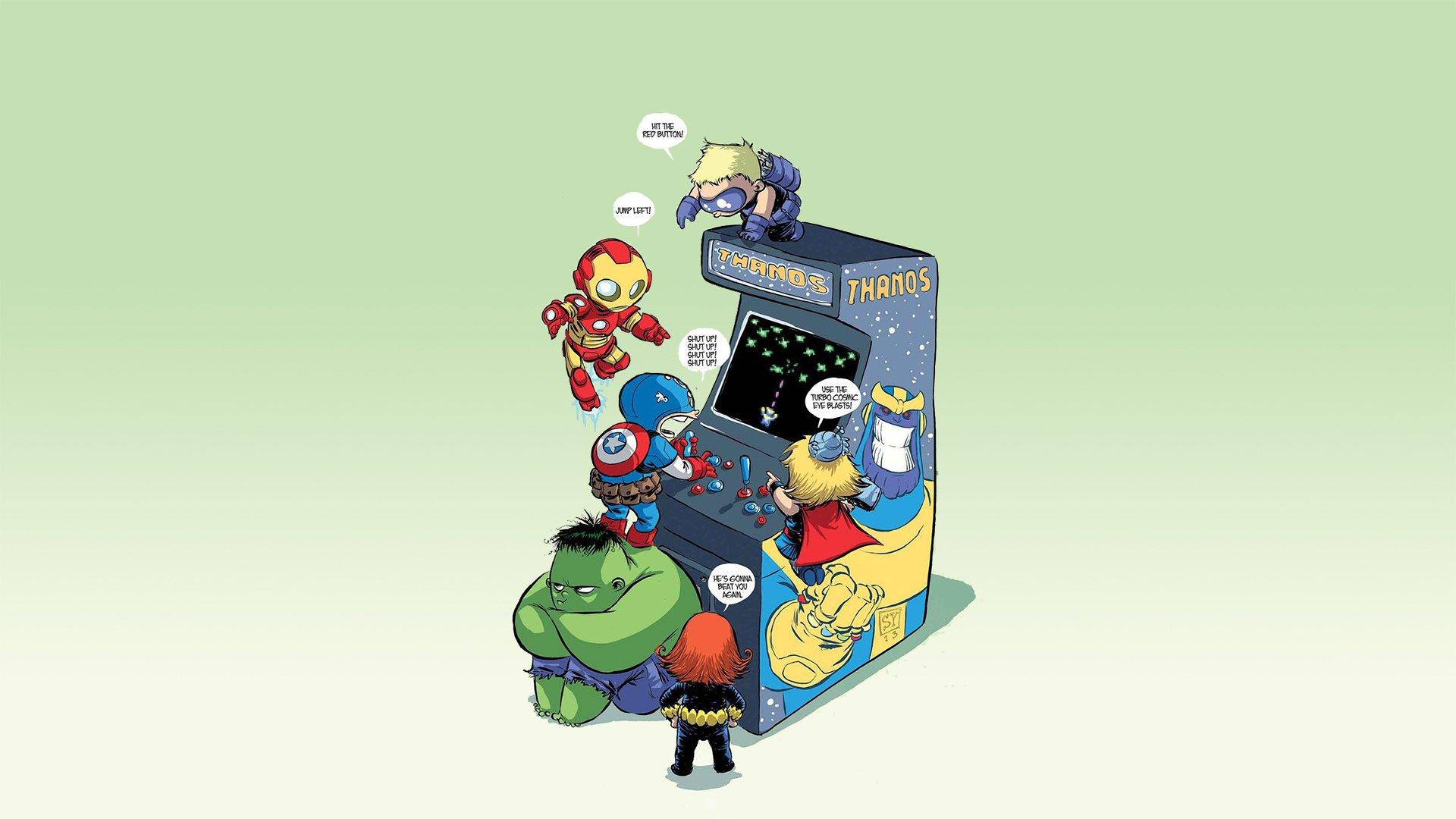cute avengers background wwwimgkidcom the image kid