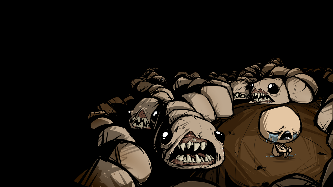 The Binding Of Isaac Wallpaper And Background Image 1366x768